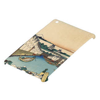 Nihonbashi bridge in Edo iPad Mini Covers