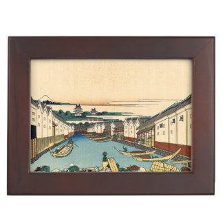 Nihonbashi bridge in Edo Memory Box