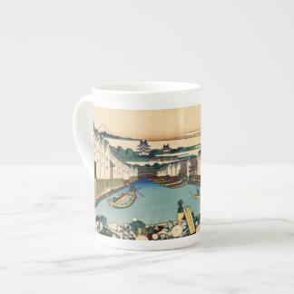 Nihonbashi bridge in Edo Tea Cup