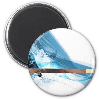 Nihonjin 2.0 2 inch round magnet