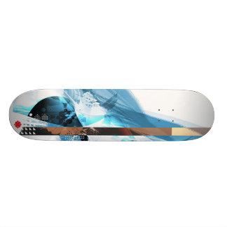 Nihonjin 2.0 custom skateboard