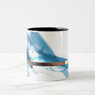 Nihonjin 2,0 taza de dos tonos