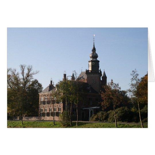 Nijenrode castle card