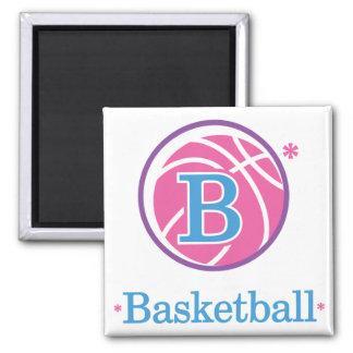 Nika Basketball Magnet