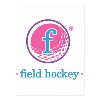 Nika Field Hockey Postcard
