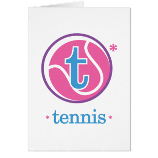 Nika Tennis Card