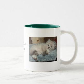 Nikarl Colourpoint Siberians On Mug