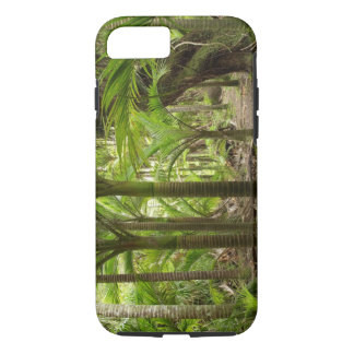 Nikau Palms, Heaphy Track, near Karamea, iPhone 8/7 Case