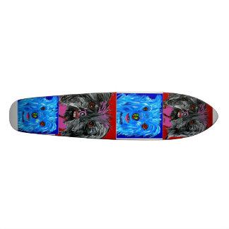Nikayla's Skateboard