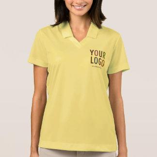 Nike Dri-FIT Women Golf Tennis Shirt Custom Logo