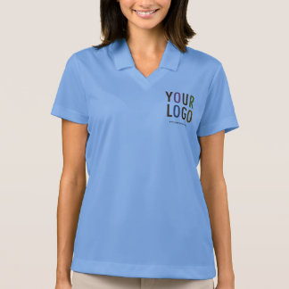 Nike Dri-FIT Women Polo Shirt Custom Company Logo