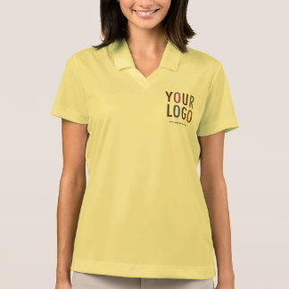 Nike Dri-FIT Women Tennis Shirt with Custom Logo