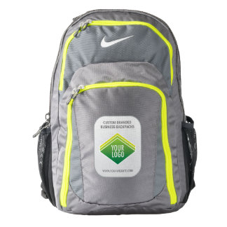 Nike Laptop Backpack Custom Logo Promotional