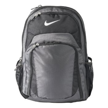 Nike Performance Backpack by CREATIVEBRANDS at Zazzle