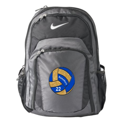 NIKE Volleyball BackPack Personalized, Your Colors