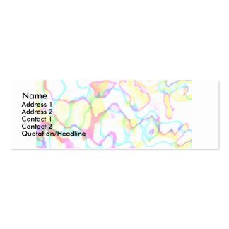 Nikita Blend Mini Business Card
