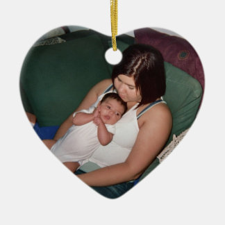 Nikki and Max-Tim and Ellie Ornament