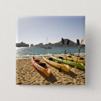 Nikki Beach, Me Resort by Melia Cabo, Cabo San Pinback Button