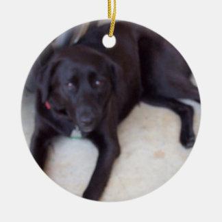 Nikki Christmas ornament