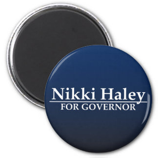 Nikki Haley for Governor Magnet