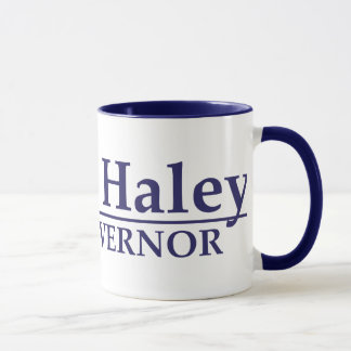 Nikki Haley for Governor Mug