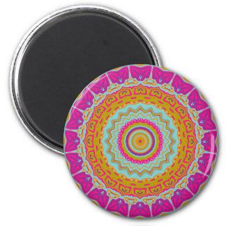 Nikki Kaleidoscope Magnet