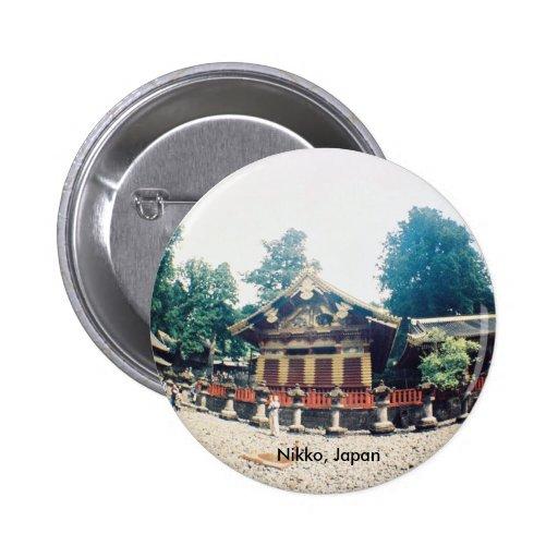 Nikko, Japan 01 R Pin