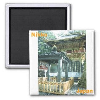 Nikko, Japan Magnet