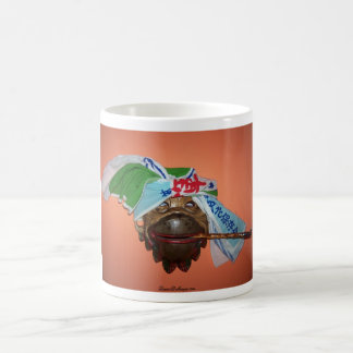 Nikko, Japan Mask cup