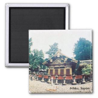 Nikko, Japón 01 Sq Imán De Nevera