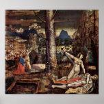 Niklaus Manuel - Thisbe Pyramus and Poster