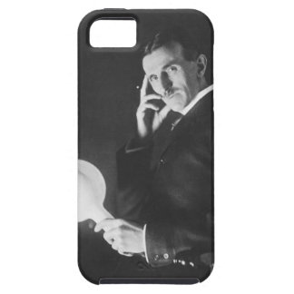 Nikola Tesla, 1898. Funda Para iPhone SE/5/5s