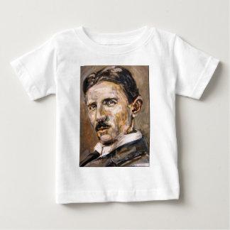 Nikola Tesla Baby T-Shirt