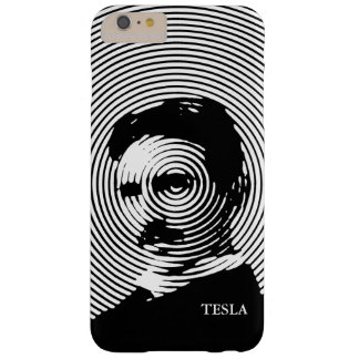Nikola Tesla Barely There iPhone 6 Plus Case