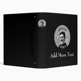 Nikola Tesla Binder