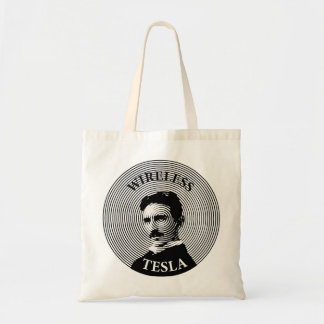 Nikola Tesla Bolsas De Mano
