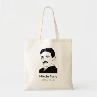 Nikola Tesla - bolso Bolsa