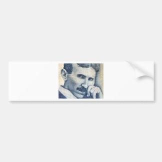 Nikola Tesla Bumper Sticker