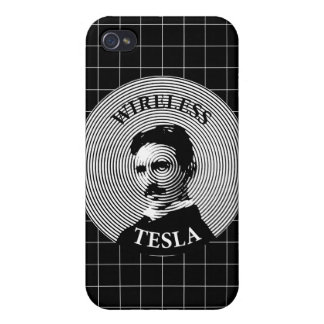 Nikola Tesla Case For iPhone 4