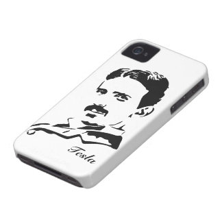 Nikola Tesla Case-Mate iPhone 4 Case