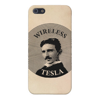 Nikola Tesla Cases For iPhone 5