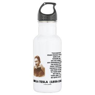 Tesla Water Bottles No Minimum Quantity Zazzle