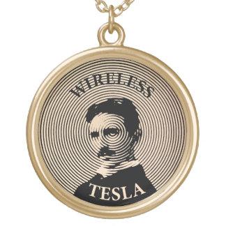Nikola Tesla Collar Personalizado