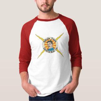 Nikola Tesla Death Ray Co. T-Shirts