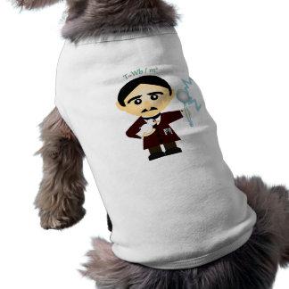 Nikola Tesla Doggie T Shirt