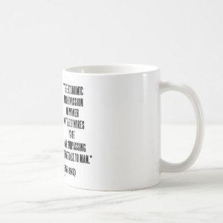 Nikola Tesla Economic Transmission Of Power Coffee Mug