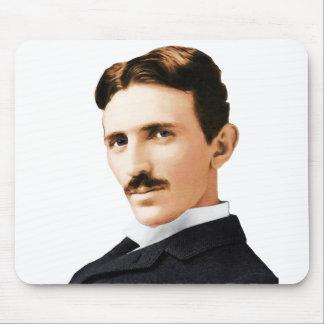Nikola Tesla Electrical Genius Mouse Pad