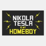 Nikola Tesla es mi Homeboy