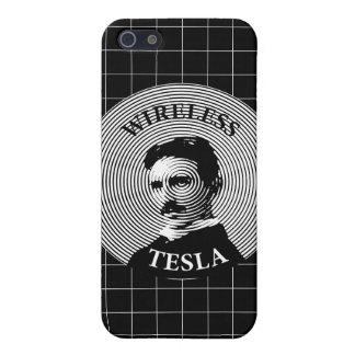 Nikola Tesla iPhone 5 Fundas