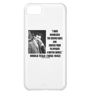 Nikola Tesla Harnessed The Cosmic Rays Device iPhone 5C Cases